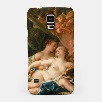 Thumbnail image of Jupiter in the Guise of Diana, and Nymph Callisto Samsung Case, Live Heroes
