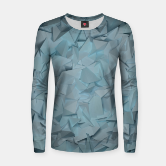 Miniature de image de Abstraction Women sweater, Live Heroes