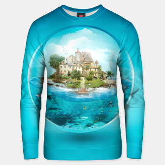 Thumbnail image of Bubble Fantasy Unisex sweater, Live Heroes