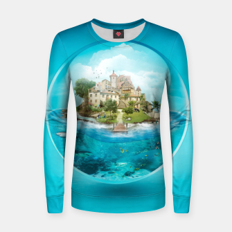 Miniature de image de Bubble Fantasy Women sweater, Live Heroes