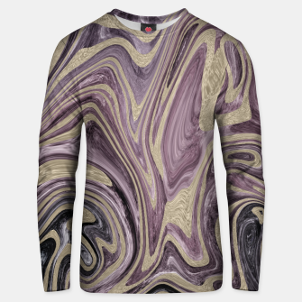Thumbnail image of Fluid Kiss #1 #abstract #decor #art  Unisex sweatshirt, Live Heroes