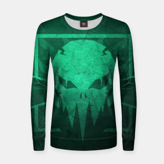 Miniature de image de R6 Skull Fan Art Women sweater, Live Heroes