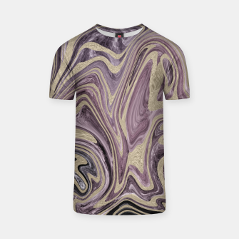 Thumbnail image of Fluid Kiss #1 #abstract #decor #art  T-Shirt, Live Heroes