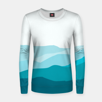 Miniature de image de Cool Dream Women sweater, Live Heroes