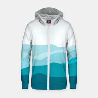 Thumbnail image of Cool Dream Zip up hoodie, Live Heroes