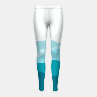 Miniature de image de Cool Dream Girl's leggings, Live Heroes