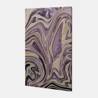 Thumbnail image of Fluid Kiss #1 #abstract #decor #art  Canvas, Live Heroes