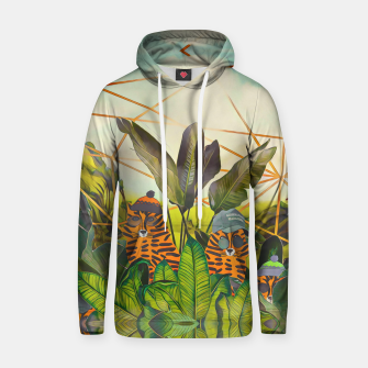 Miniature de image de Tigers in the jungle Hoodie, Live Heroes