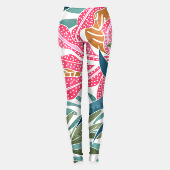 Thumbnail image of Botanicalia Leggings, Live Heroes