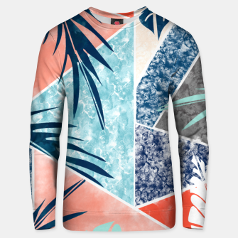 Thumbnail image of Tropicalia Unisex sweater, Live Heroes