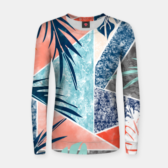 Miniature de image de Tropicalia Women sweater, Live Heroes