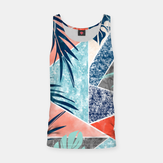 Thumbnail image of Tropicalia Tank Top, Live Heroes