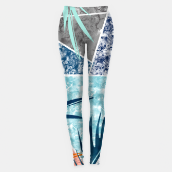 Thumbnail image of Tropicalia Leggings, Live Heroes