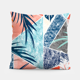 Thumbnail image of Tropicalia Pillow, Live Heroes