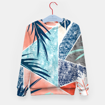 Thumbnail image of Tropicalia Kid's sweater, Live Heroes
