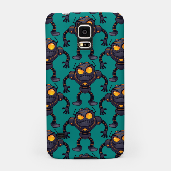 Angry Robot Pattern Samsung Case thumbnail image