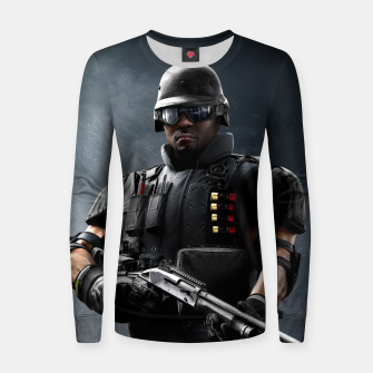 Miniature de image de R6 Castle Women sweater, Live Heroes