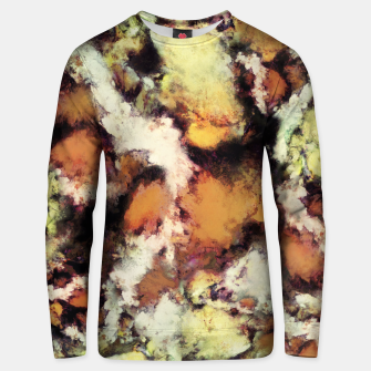 Thumbnail image of Fractured viewpoint Unisex sweater, Live Heroes