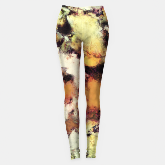 Thumbnail image of Fractured viewpoint Leggings, Live Heroes