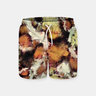 Thumbnail image of Fractured viewpoint Swim Shorts, Live Heroes