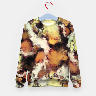 Thumbnail image of Fractured viewpoint Kid's sweater, Live Heroes