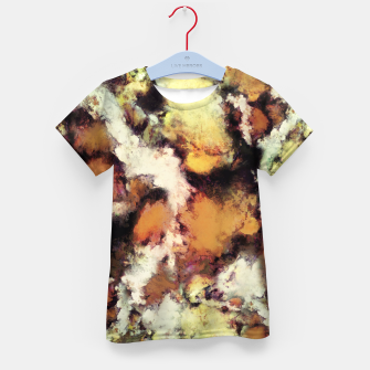 Thumbnail image of Fractured viewpoint Kid's t-shirt, Live Heroes