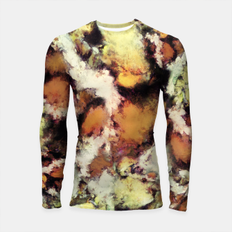Thumbnail image of Fractured viewpoint Longsleeve rashguard , Live Heroes