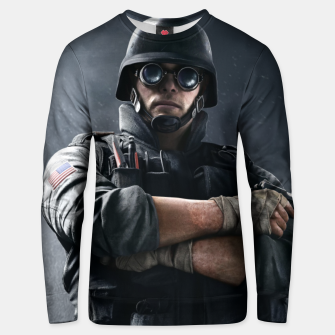 Miniaturka R6 Thermite Unisex sweater, Live Heroes