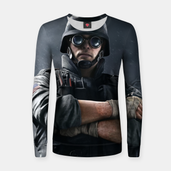 Miniature de image de R6 Thermite Women sweater, Live Heroes
