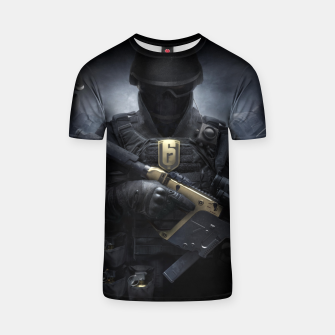 Thumbnail image of R6 Year 3 Pass T-shirt, Live Heroes