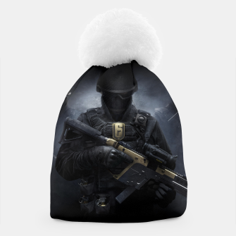 Thumbnail image of R6 Year 3 Pass Beanie, Live Heroes
