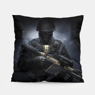 Thumbnail image of R6 Year 3 Pass Pillow, Live Heroes