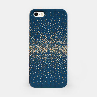Miniatur Solstice Shimmer Confetti iPhone Case, Live Heroes