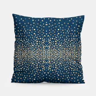 Miniatur Solstice Shimmer Confetti Pillow, Live Heroes