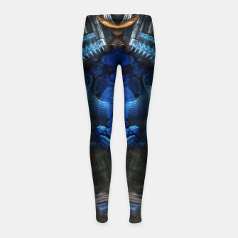 Miniaturka The Vault Girl's leggings, Live Heroes
