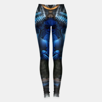 Miniaturka The Vault Leggings, Live Heroes