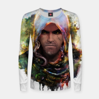 Miniature de image de witcher  Women sweater, Live Heroes