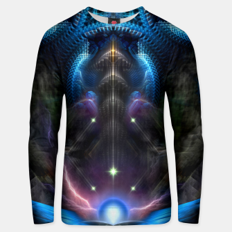 Thumbnail image of HTL Mech Unisex sweater, Live Heroes