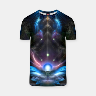 Thumbnail image of HTL Mech T-shirt, Live Heroes