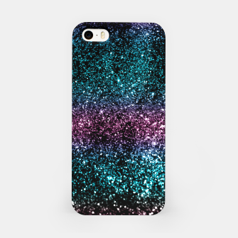 Thumbnail image of Tropical Summer Night Lady Glitter #2 #shiny #decor #art  iPhone-Hülle, Live Heroes