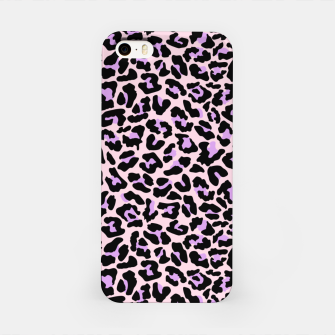 Thumbnail image of Pastel leopard fur II iPhone Case, Live Heroes