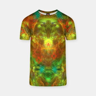 Thumbnail image of Extraterrestrial Palace 1 T-shirt, Live Heroes