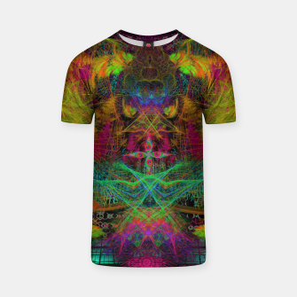 Thumbnail image of Extraterrestrial Palace 5 T-shirt, Live Heroes