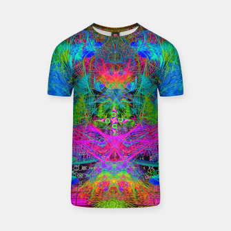 Thumbnail image of Extraterrestrial Palace 5 (Ultraviolet) T-shirt, Live Heroes