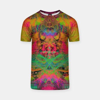 Thumbnail image of Extraterrestrial Palace 5 (Ultraviolet II) T-shirt, Live Heroes