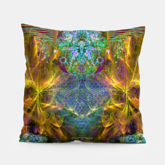 Thumbnail image of Extraterrestrial Palace 7  Pillow, Live Heroes