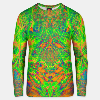 Thumbnail image of Extraterrestrial Palace 7 (Ultraviolet) Unisex sweater, Live Heroes