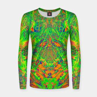 Thumbnail image of Extraterrestrial Palace 7 (Ultraviolet) Women sweater, Live Heroes