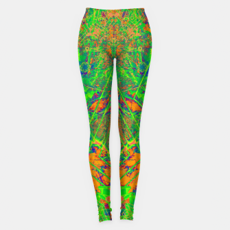 Thumbnail image of Extraterrestrial Palace 7 (Ultraviolet) Leggings, Live Heroes