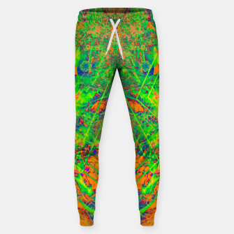 Thumbnail image of Extraterrestrial Palace 7 (Ultraviolet) Sweatpants, Live Heroes